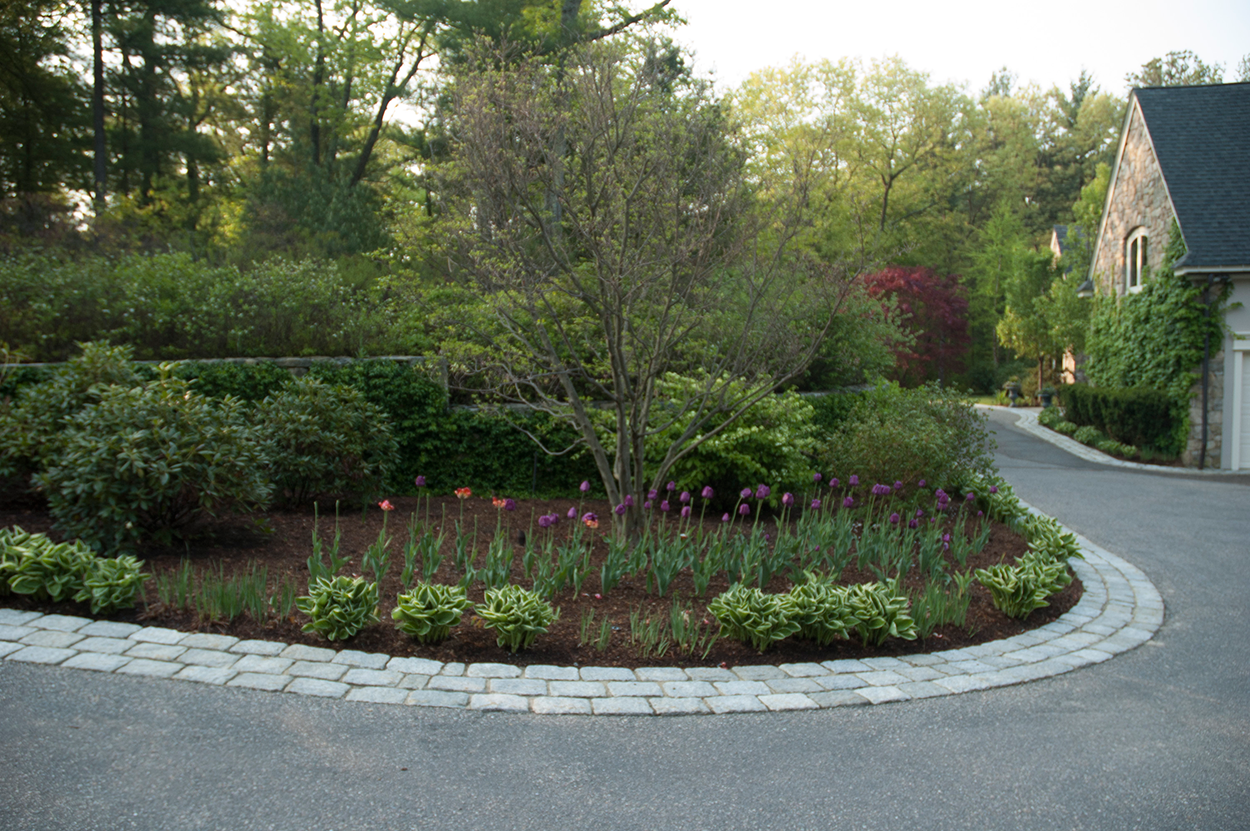 Cypress Landscapes Lincoln MA Residence