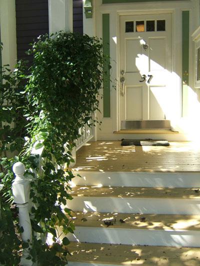 Cypress Landscapes Cambridge MA Residence